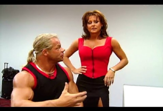 Lex Luger and Miss Elizabeth