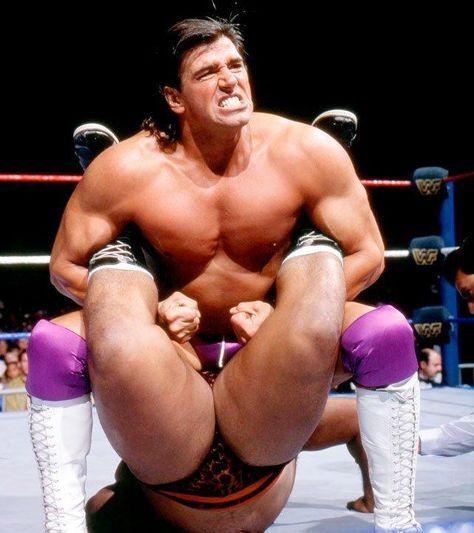 Rick Martel AWA WWE photo