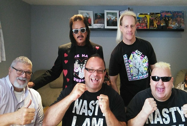 Tugboat, Jimmy Hart, Jerry Sags, Brian Knobbs