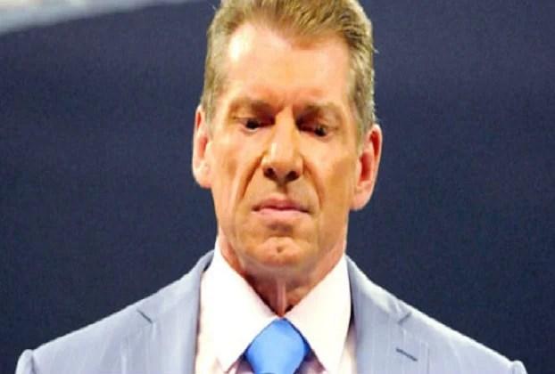 Vince McMahon Angry