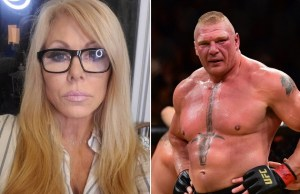 WWE diva Terri Runnels accuses Brock Lesner of sexual harrassment
