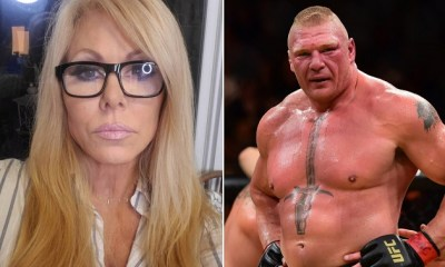 WWE diva Terri Runnels accuses Brock Lesner of sexual harrassment