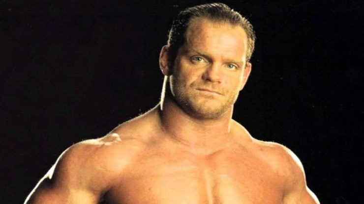 Chris Benoit smile