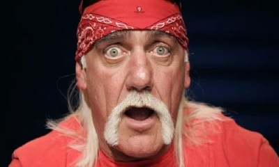 Hulk Hogan surprised
