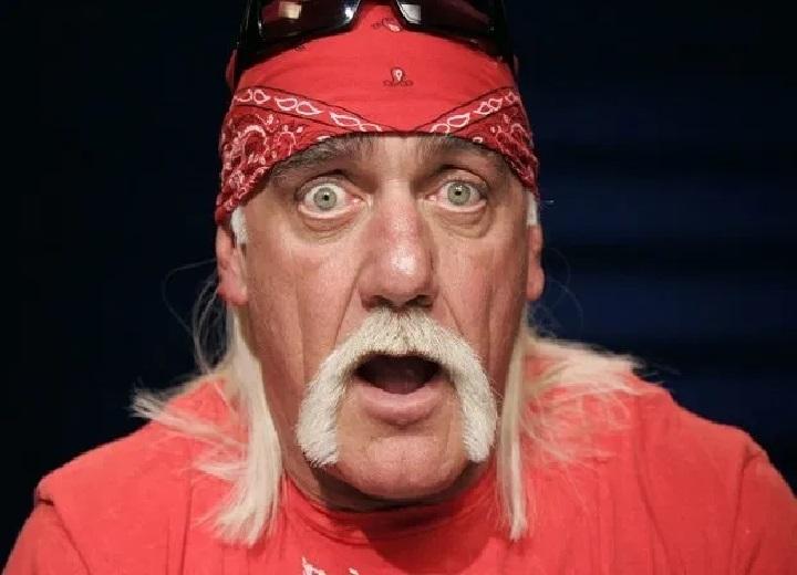 Hulk Hogan surprised