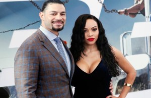 Roman Reigns got married to his wife Galina Joelle Becker in the year 2014