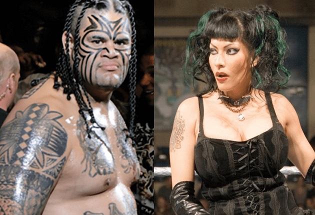 Shelly Martinez Claims She Was Almost Assaulted By Umaga During WWE Overseas Tour