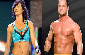 Victoria dated Chris Benoit