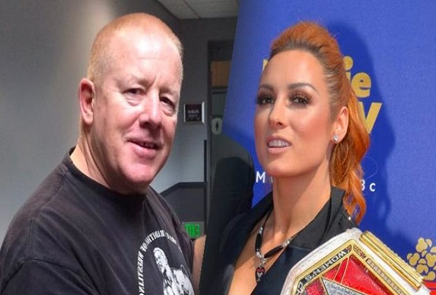 Becky Lynch Calls Fit Finlay A Traitor