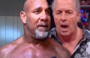 Bret Hart Calls out Bill Goldberg