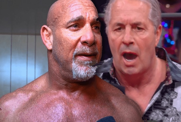 Bret Hart Calls out Bill Goldberg