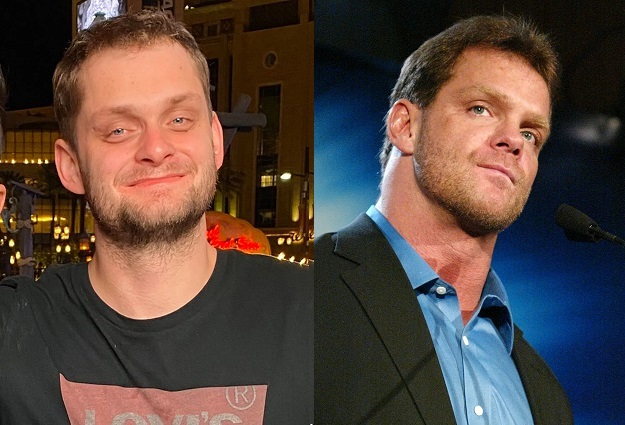Chris Benoit son David