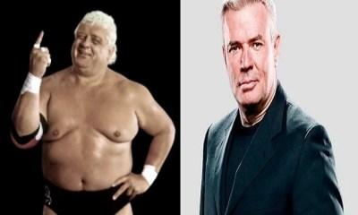 Dusty Rhodes and Eric Bischoff