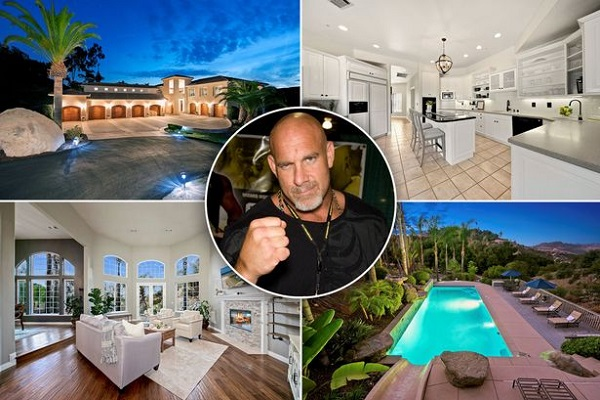Inside WWE legend Bill Goldberg stunning mansion.jpg