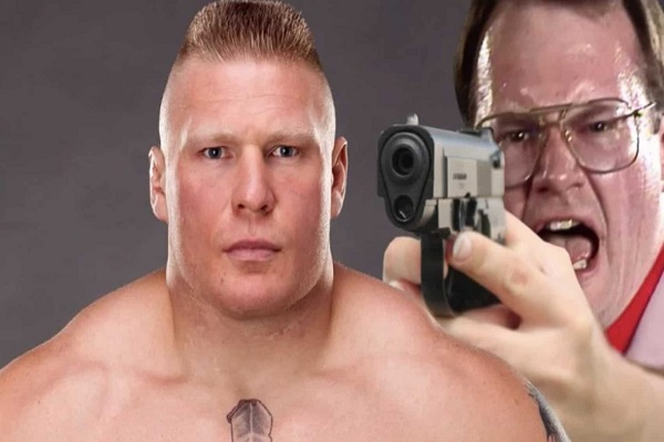 Jim Cornette and the Time He Threatened Brock Lesnar With a Firearm