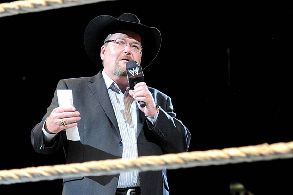 Jim Ross on whether it was a mistake to not have Lex Luger beat Ric Flair for WCW title in 1990.jpg