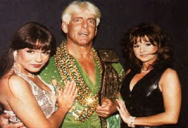 Ric Flair Claims He Slept With 10k Women