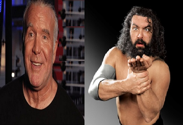 Scott Hall and BRUISER BRODY