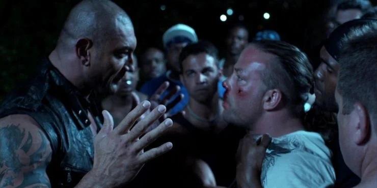 Batista and Rob Van Dam