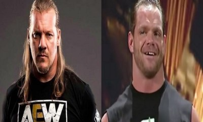 Chris Jericho and Chris Benoit
