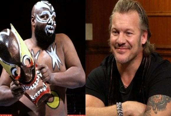 Chris Jericho helps pay for Kamala funeral