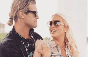 Dolph Ziggler dating Mandy Rose