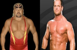 Kevin Sullivan and Chris Benoit