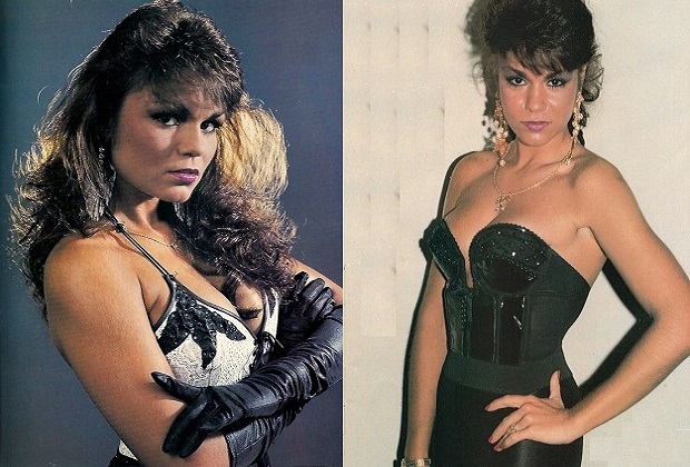 Nancy Benoit WCW OVW WWE