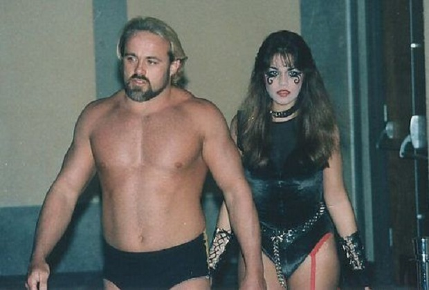 Nancy Benoit and Kevin Sullivan