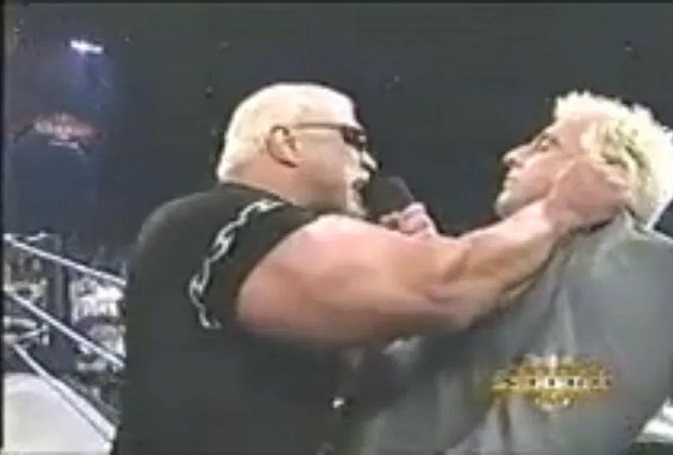 Scott Steiner and Ric Flair