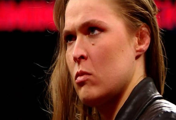 Ronda Rousey will come back soon
