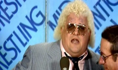Dusty Rhodes wrestling