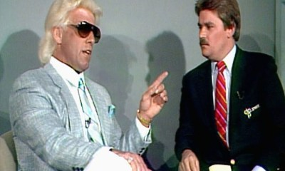 Ric Flair acknowledges Dusty Rhodes greatness