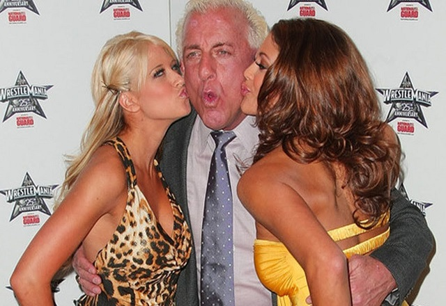 Ric Flair ladies