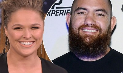 Ronda Rousey confirms Travis Browne relationship