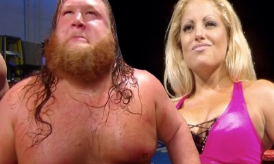 Otis and Trish Stratus