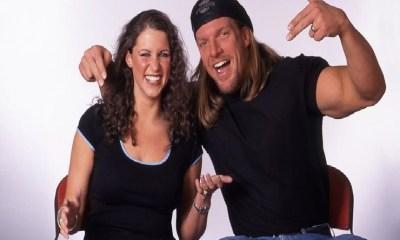 Stephanie McMahon and Triple H Affair
