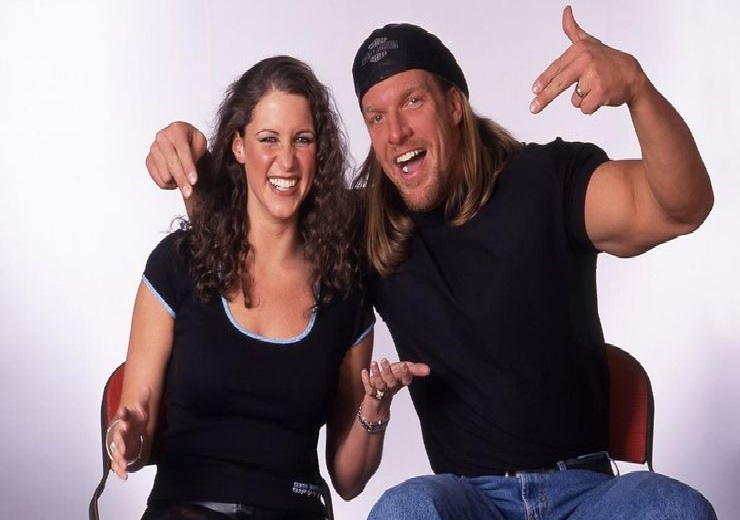 Stephanie McMahon and Triple H Affair