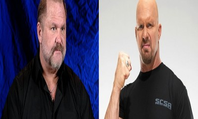 Arn Anderson Comments on Steve Austin