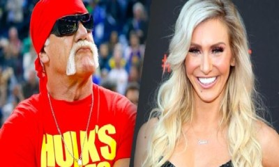 Charlotte Flair and Hulk Hogan