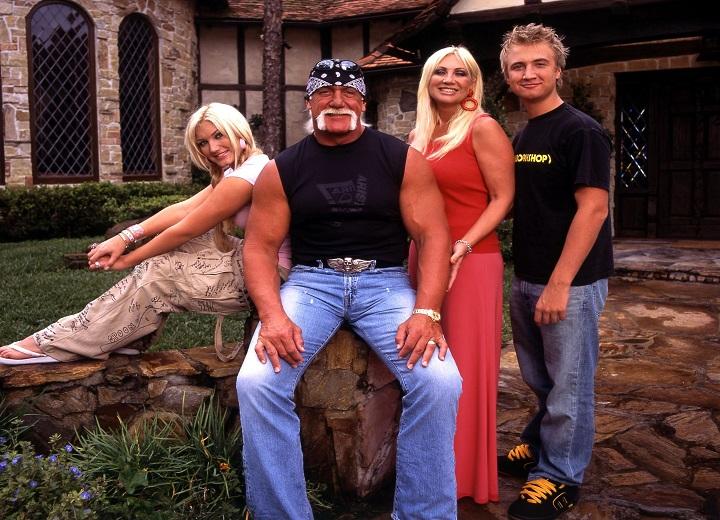 Hulk Hogan crazy life