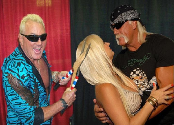 Brutus Beefcake, Hulk Hogan Ex-Wife Linda
