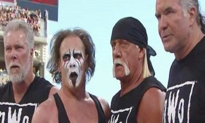 Scott Hall Explains Why The nWo Helped Sting