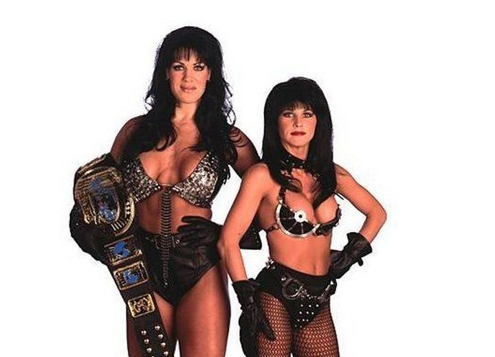 Chyna and Stacy Carter