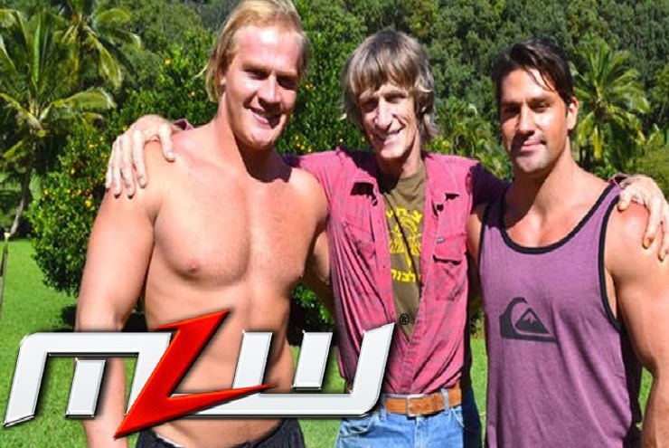 Kevin Von Erich Sons Ross and Marshall Sign with MLW