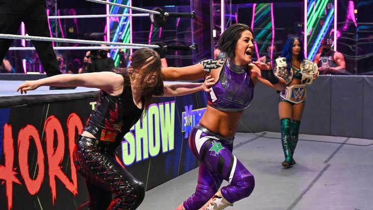 Nikki Cross Got More Of A Singles Push Than Alexa Bliss