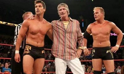 Ross and Marshall Von Erich
