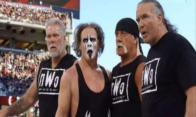Sting vs The nWo