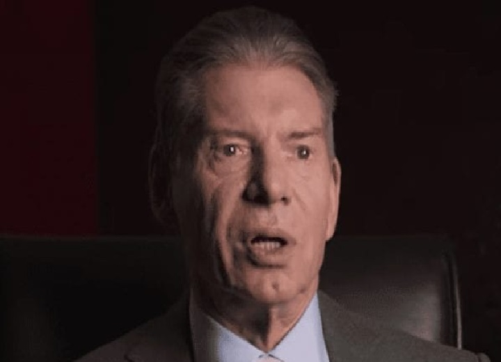 Vince McMahon angry, fired