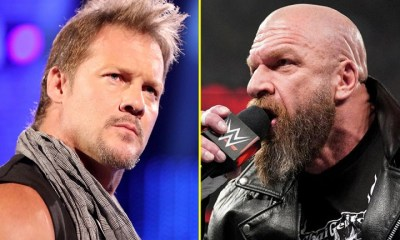 Chris Jericho and Triple H